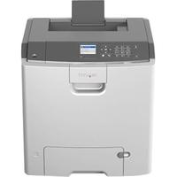 Lexmark C746N Laser Printer - Colour - 2400 x 600 dpi Print - Plain Paper Print - Desktop