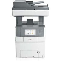 Lexmark X740 X746DE Laser Multifunction Printer - Colour - Plain Paper Print - Desktop