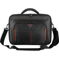 "Targus Classic+ CN414EU Carrying Case for 35.8 cm (14.1"") Notebook - Black, Red"