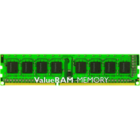 Kingston ValueRAM 4GB (1x4GB) DDR3 PC3-10600 1333MHz Single Module