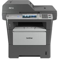 Brother MFC-8950DW Laser Multifunction Printer - Monochrome - Plain Paper Print - Desktop