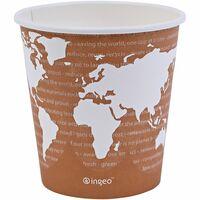 Eco-Products World Art Hot Drink Cups, 10oz, Rust, 50/Pack, 20 Packs/Carton ECOEPBHC10WA
