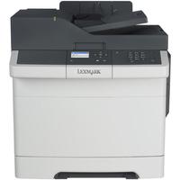 Lexmark CX310DN Laser Multifunction Printer - Colour - Plain Paper Print - Desktop