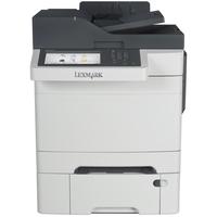 Lexmark CX510DTHE Laser Multifunction Printer - Colour - Plain Paper Print - Desktop