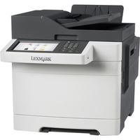 Lexmark CX510DE Laser Multifunction Printer - Colour - Plain Paper Print - Desktop