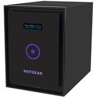 Netgear ReadyNAS 316 6 x Total Bays Network Storage Server - Desktop - Intel Atom Dual-core (2 Core) 2.10 GHz - 6 TB HDD (6 x 1 TB) - 2 GB RAM - RAID Supported X-RAI