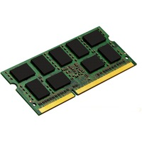 Kingston ValueRAM RAM Module - 4 GB (1 x 4 GB) - DDR3 SDRAM - 1333 MHz - 1.35 V - ECC - Unbuffered - CL9 - 204-pin - SoDIMM