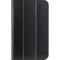 "Belkin Tri-Fold Carrying Case (Tri-fold) for 20.3 cm (8"") Tablet - Black - Scratch Resistant, Dirt Resistant, Dust Resistant - Fabric"