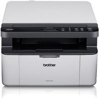 Brother DCP-1510 Laser Multifunction Printer - Monochrome - Plain Paper Print - Desktop