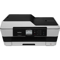 Brother MFC-J6520DW Inkjet Multifunction Printer - Colour - Plain Paper Print - Desktop