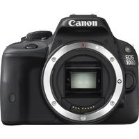 Canon EOS 100D 18 Megapixel Digital SLR Camera Body Only - Black