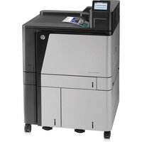 HP LaserJet M855X+ Laser Printer - Colour - Plain Paper Print - Desktop
