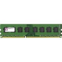Kingston ValueRAM RAM Module - 4 GB (1 x 4 GB) - DDR3 SDRAM - 1600 MHz DDR3-1600/PC3-12800 - ECC - CL11 - 240-pin - DIMM