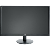 "AOC Value e2770She 68.6 cm (27"") LED LCD Monitor - 16:9 - 5 ms"