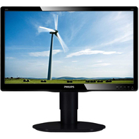 "Philips S-line 200S4LMB 49.5 cm (19.5"") LED LCD Monitor - 16:9 - 5 ms"