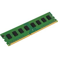 Kingston RAM Module - 4 GB - DDR3 SDRAM - 1600 MHz - ECC