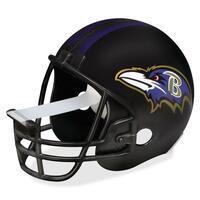 Scotch Magic Tape Dispenser, Baltimore Ravens Football Helmet MMMC32HELMETBAL