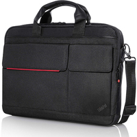 """Lenovo PROFESSIONAL Carrying Case (Briefcase) for 39.6 cm (15.6"""") Notebook"""