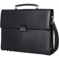 Lenovo Executive Carrying Case (Attaché) for Notebook - Black