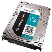 Seagate 4 TB Internal Hard Drive - SATA - 5900 - 64 MB Buffer