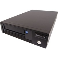 Quantum LTO-5 Tape Drive - 1.50 TB (Native)/3 TB (Compressed) - 6Gb/s SAS - 1/2H Height - Tabletop - Linear Serpentine
