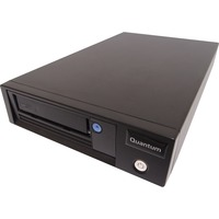 Quantum LTO-4 Tape Drive - 800 GB (Native)/1.60 TB (Compressed) - 1/2H Height - Tabletop - Linear Serpentine