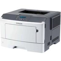 Lexmark MS310 MS312DN Laser Printer - Monochrome - 1200 x 1200 dpi Print - Plain Paper Print - Desktop