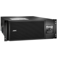 APC Smart-UPS On-Line Dual Conversion Online UPS - 6000 VA/6000 W - 4U Rack-mountable - 3 Hour Sealed Lead Acid - 2 Minute - 230 V AC - 1 x Hard Wire 3-wire (H N + G