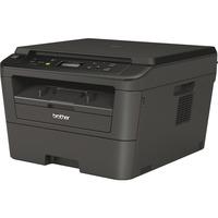Brother DCP-L2520DW Laser Multifunction Printer - Monochrome - Plain Paper Print - Desktop