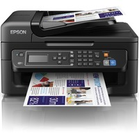 Epson WorkForce WF-2630WF Inkjet Multifunction Printer - Colour - Plain Paper Print - Desktop