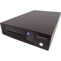 Quantum LTO-6 Tape Drive - 2.50 TB (Native)/6.25 TB (Compressed) - SAS - 1/2H Height - Tabletop - Linear Serpentine