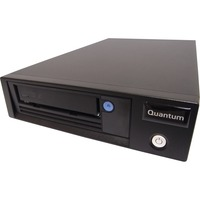 Quantum LTO-6 Tape Drive - 2.50 TB (Native)/6.25 TB (Compressed) - SAS - 1/2H Height - 1U Rack Height - Rack-mountable - Linear Serpentine