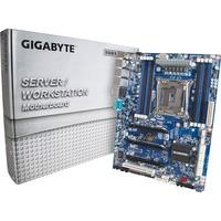 Gigabyte MW50-SV0 Workstation Motherboard - Intel C612 Chipset - Socket LGA 2011-v3 - ATX - 2 x Processor Support - 64 GB DDR4 SDRAM Maximum RAM - 2.13 GHz Memory Sp