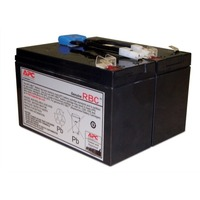 APC Battery Unit - 24 V DC - Sealed Lead Acid - Spill-proof/Maintenance-free - 3 Year Minimum Battery Life - 5 Year Maximum Battery Life