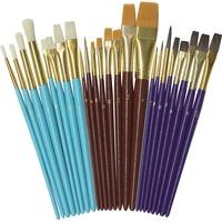 ChenilleKraft Multimedia Paint Brush Set CKC5134