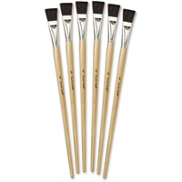 """ChenilleKraft 3/4"""" Tempera Brush Set CKC5937"""