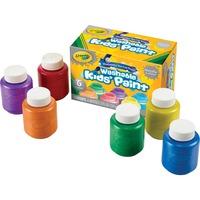 Crayola Metallic Colors Washable Kids Paint CYO545000