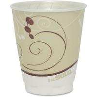 Solo Symphony Design Trophy Foam Hot/Cold Cups SCCX8SYMPK