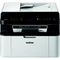 Brother MFC MFC-1910W Laser Multifunction Printer - Monochrome - Plain Paper Print - Desktop