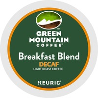 Green Mountain Coffee Roasters Breakfast Blend Decaf GMT7522CT