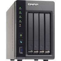 QNAP Turbo NAS TS-453S Pro 4 x Total Bays NAS Server - Tower - Intel Celeron Quad-core (4 Core) 2 GHz - 4 GB RAM DDR3L SDRAM - Serial ATA/600 - RAID Supported 0, 1,