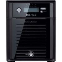 Buffalo TeraStation TS5400DWR1604 4 x Total Bays NAS Server - Desktop - Intel Atom D2550 Dual-core (2 Core) 1.86 GHz - 16 TB HDD (4 x 4 TB) - 2 GB RAM DDR3 SDRAM - S