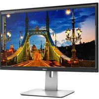Dell U2515H 25inch  Black Full HD Matt
