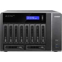 QNAP Turbo vNAS TVS-EC1080 10 x Total Bays NAS Server - Tower - Intel Xeon E3-1245 v3 Quad-core (4 Core) 3.40 GHz - 16 GB RAM DDR3 SDRAM - Serial ATA/600 - RAID Supp