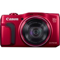 Canon PowerShot SX710 HS 20.3 Megapixel Compact Camera - Red