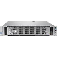 HP ProLiant DL180 G9 2U Rack Server - 1 x Intel Xeon E5-2620 v3 Hexa-core (6 Core) 2.40 GHz - 2 Processor Support - 16 GB Standard DDR4 SDRAM Maximum RAM - 12Gb/s SA