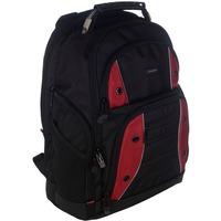 "Targus Drifter TSB23803EU Carrying Case (Backpack) for 40.6 cm (16"") Notebook - Black, Red - Shoulder Strap"
