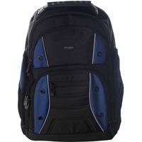 "Targus Drifter TSB84302EU Carrying Case (Backpack) for 40.6 cm (16"") Notebook - Black, Blue - Shoulder Strap"