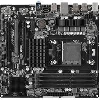 ASRock 970M Pro3 Desktop Motherboard - AMD 970 Chipset - Socket AM3+ - Micro ATX - 1 x Processor Support - 64 GB DDR3 SDRAM Maximum RAM - 2.40 GHz O.C. Memory Speed