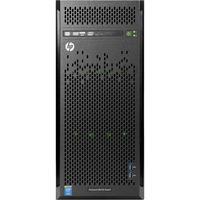 HP ProLiant ML110 G9 4.5U Tower Server - 1 x Intel Xeon E5-2603 v3 Hexa-core (6 Core) 1.60 GHz - 1 Processor Support - 4 GB Standard/256 GB DDR4 SDRAM Maximum RAM -